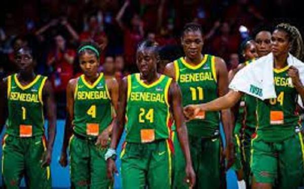 """AfroBasket Féminin 2021 : Voici la liste des 12 """"Lionnes"""" sélectionnées"""