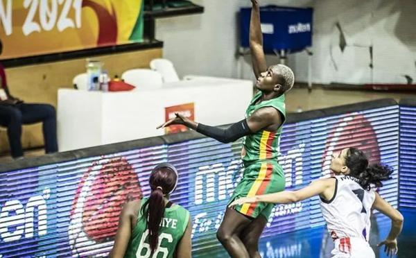 Afrobsket féminin : le Sénégal bat l'Egypte (63-78) et file en quart de finale