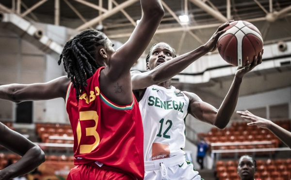 AFROBASKET DAME : Vingt-troisième qualification du Sénégal en demi.