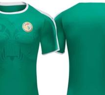 Le Sénégal va évoluer en maillot vert