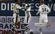 Rennes : Premier doublé de Diafra Sakho