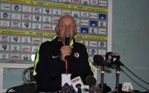 Olivier Perrin, coach GF: «Horoya mérite sa victoire»