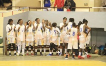 BASKET 11 e JOURNEE NATIONAL 1 A FEMININ : Saint Louis Basket Club assure, l'ASFO surprend  l' Ugb