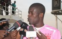 Khadim Ndiaye sur le match contre GF : « J'étais partagé et c'était des moments difficiles »