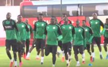 Revivez la séance d'entraînement de l'équipe nationale du Sénégal du 20 Mars 2018 à Casablanca