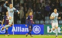 Le FC Barcelone neutralisé sur le terrain du Celta Vigo