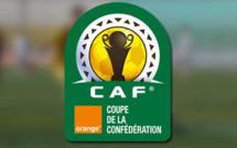 Coupe de la CAF : résultats et programme de mercredi
