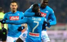 VIDEO : La tête superpuissante de Koulibaly face à la Juventus