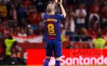 Iniesta, l'espagnol le plus titré de l'histoire s'en va