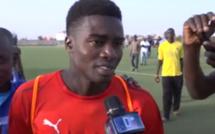 Moussa Wagué : «Je ferai tout pour ne pas décevoir le coach et le peuple Sénégalais »