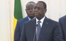 Macky Sall aux lions : «Vous avez l'impérieux devoir de hisser encore plus haut le nom et l'image du Sénégal»