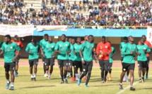 Revivez la dernière séance d'entraînement de l'équipe nationale du Sénégal à LSS