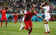 L'Angleterre arrache la victoire face à la Tunisie