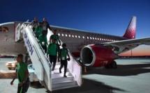 L'avion de l'équipe de foot de l'Arabie saoudite prend feu en plein vol