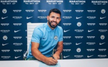 OFFICIEL : Sergio Aguero prolonge avec Manchester City.