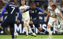 Ligue des Nations : la France renverse l'Allemagne (2-1)