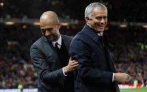 Man Utd : Mourinho, le compliment de Guardiola