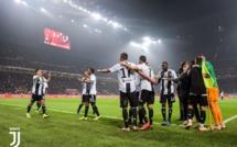 Italie. : CR7 buteur, la Juve domine le Milan !