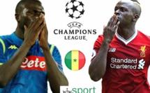 Ligue des champions : Sadio Mané passe, Kalidou Koulibaly reversé en Ligue Europa