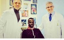 Getafe FC : Amath Ndiaye Diédhiou a été opéré avec succès, hier lundi.