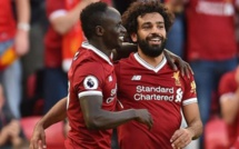 Sadio Mané a offert à Salah le ballon d'or africain