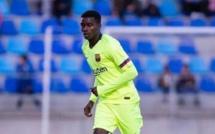 Barcelone : Wagué convoqué pour la première fois contre l'OL