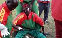Match Jaraaf-Pikine : Djibril Fall et un supporter d'As Pikine blessés