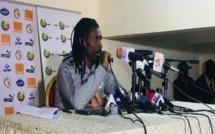 Aliou Cissé : « Je suis satisfait du trio, Krépin a fait un bon match »