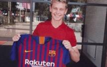 Barcelone : comment Nike a favorisé le transfert de De Jong