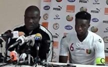 Souleymane Camara, coach Guinée : « On avait notre plan pour ce match retour… »