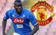 Manchester United prêt à décaisser environ 84 milliards pour Kalidou Koulibaly !