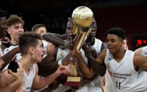Euroligue basket : Amar Sylla champion d'Europe avec le Real Madrid