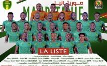 Mauritanie : Corentin Martins publie sa liste pour la CAN 2019