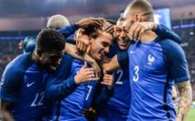 Equipe de France : une liste de 24 joueurs avec Lenglet face au Bolivie