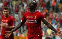 Premier league/Liverpool-Southampton Sadio Mané ouvre le score pour les reds