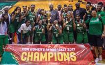 Afrobasket féminin 2019 : Le Nigeria maintient son règne en Afrique