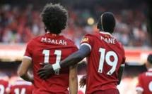 Liverpool : Salah et Sadio Mané se sont retrouvés (vidéo)