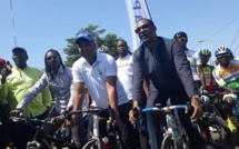 Tour du Sénégal : Aliou Cissé au départ à Kolda