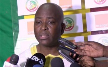 Basketball : Moustapha Gaye, DTN tient un point de presse, ce mardi