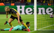 Ligue des champions : Haaland fait chuter le PSG (2-1)