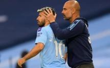 Guardiola confirme l'absence d'Agüero face au Real