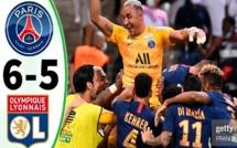 Coupe de la Ligue: le PSG bat Lyon aux tirs au but