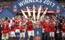 FA Cup : Arsenal remporte la finale grâce à Aubameyang