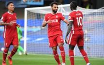 Premier League : Sadio Mané dans l'équipe type de la semaine
