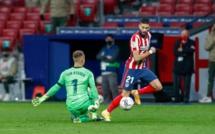 Liga : Atletico Madrid bat Barcelone (1-0)