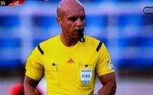 Coupe CAF-Coton Sport-Jaraaf : l'arbitre Seychellois, Bernard Hensel Camille au sifflet