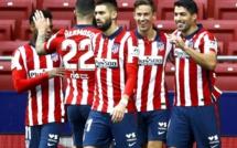 Liga : Atletico assure et maintient la distance sur le Real et le Barça