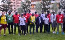 JO Tokyo : Mamadou Diagna Ndiaye rend visite les athlètes sénégalais au village olympique