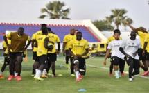 Equipe nationale : Seyni Dieng a participé à la 3e séance des Lions