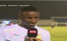 Victoire du Sénégal devant la Namibie : la réaction de Bouna Sarr